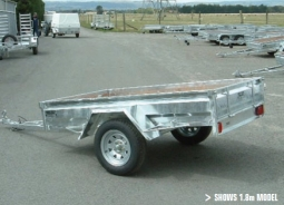 Car Trailer - 1000kg